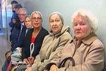 Агитация КПРФ.Листовка для пенсионеров.