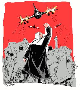 разгром ливии