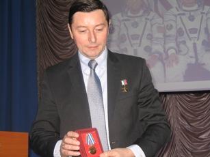 Космонавт испытатель Ревин