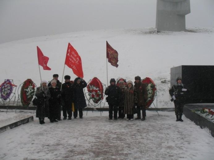 Зеленоград 5 декабря