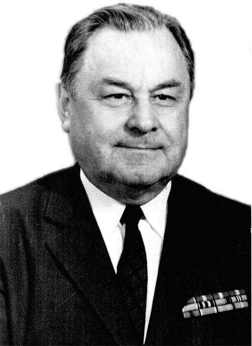 Николай Иванович Мануковский