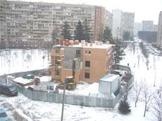 Точечная застройка в Зеленограде